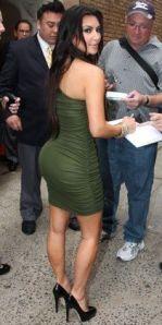 Kim Kardashian, Best booty, hollywood booty, beyonce, jessica biel, J. Lo, Jennifer lopez