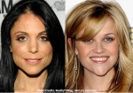 Bethenney Frankel : Reese Witherspoon : Manly Jaws : Celebrity Cosmetic Surgery