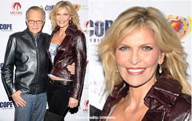 Larry King's Wife : Shawn King : Celebrity cosmetic surgery : facelift