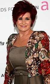 Sharon Osbourne Celebrity cosmetic surgery breast augmentation breast implants