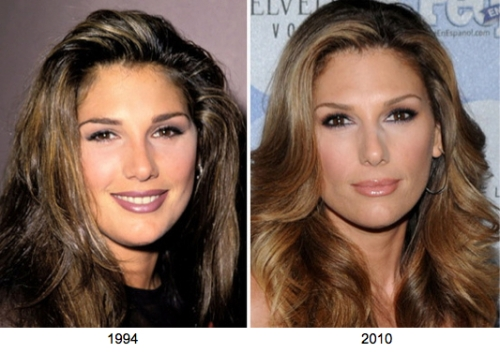 Daisy Fuentes, beauty, celebrities, entertainment, facelift, botox
