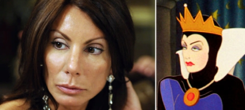 Danielle Staub, The Real Housewives of New Jersey, beauty, celebrities, entertainment