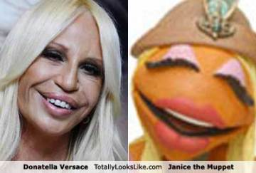 donatella versace, lip augmentation, fillers, juvederm, celebrities, beauty, entertainment