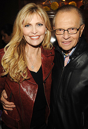 Larry King, Shawn Southwick-King, celebrities, beauty, entertainment, cosmetic surgery