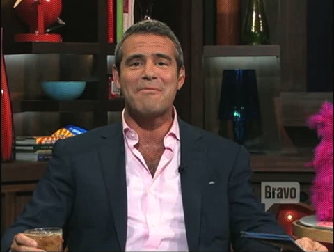 andy cohen, watch what happens live, bravo tv, real housewives, celebrities, entertainment