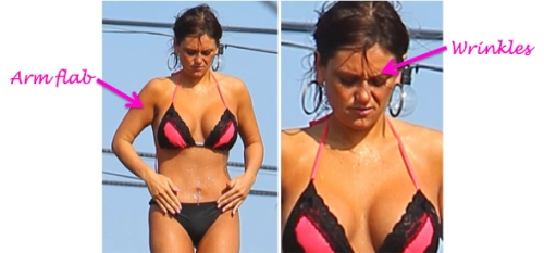 jwwow plastic surgery  jwwow bikini  celebrity plastic surgery    Jwoww No Belly Button