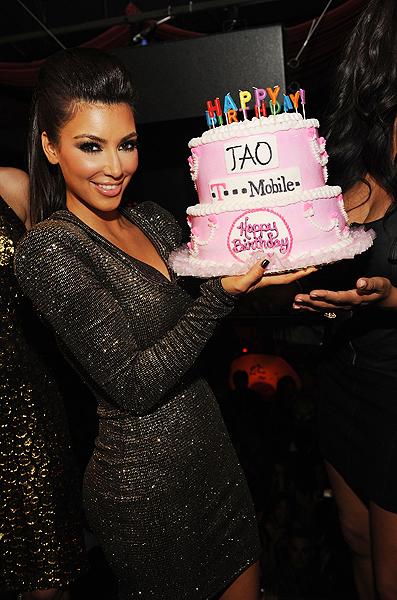 Kim Kardashian turns 30, Kim Kardashian, MAS