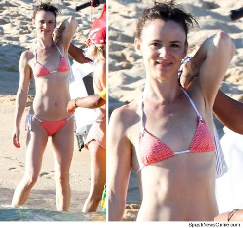 Juliette Lewis in bikini, Juliette Lewis, MAS, breast implants