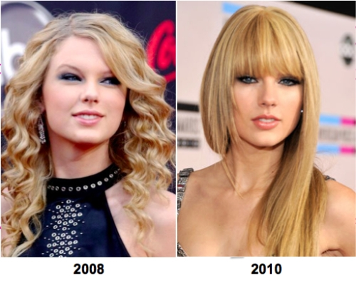 taylor swift plastic surgery, taylor swift nosejob, taylor swift rhinoplasty, taylor swift lip injections