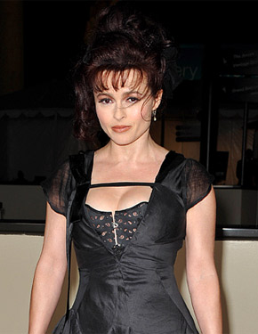 Helena Bonham Carter, Helena Bonham carter's cleavage, breast augmentation , MAS